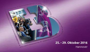 EuroBLECH Hannover vom 25.10. – 29.10.2016